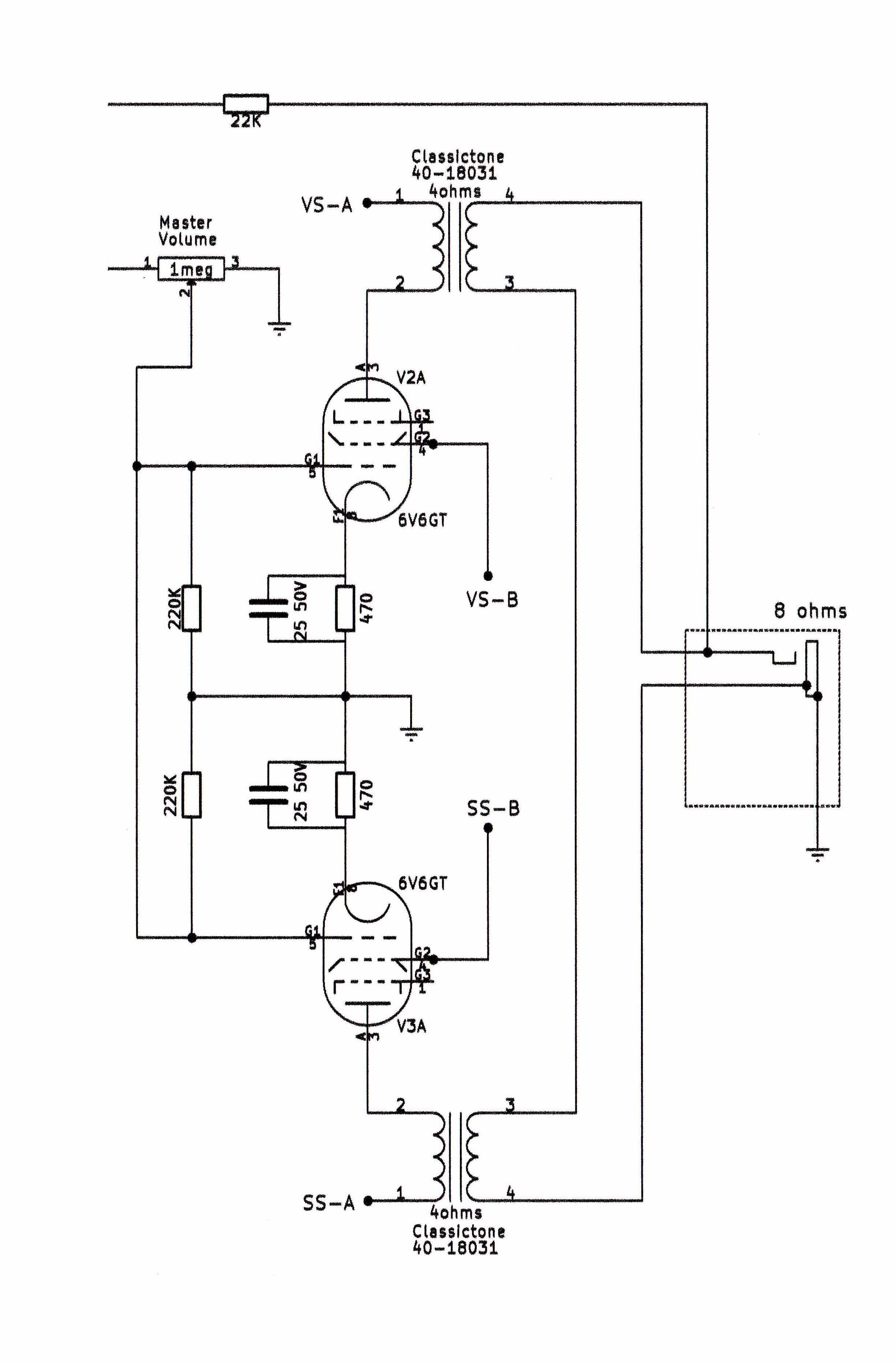Transformer - Wiring 2 Audio Output Transfomer Secondaries In Series - Series Wiring Diagram