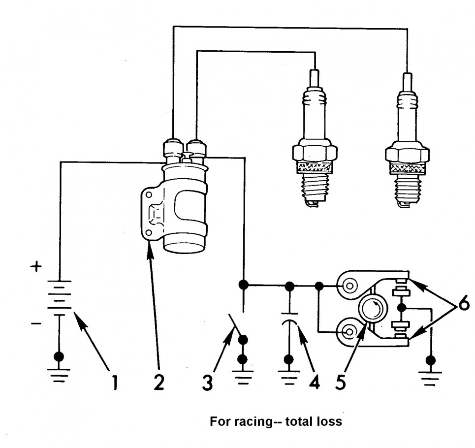 Trend Briggs And Stratton Ignition Coil Wiring Diagram Vintage - Points And Condenser Wiring Diagram