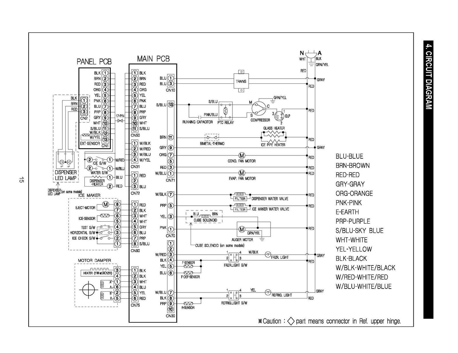 True Freezer T 23F Wiring Diagram Refrigeration Manual 13F At - True Freezer T 49F Wiring Diagram