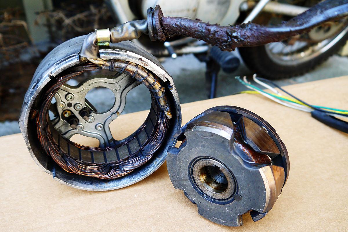 Tutorial: Motorcycle Wiring 101 | Bike Exif - Rectifier Regulator Wiring Diagram
