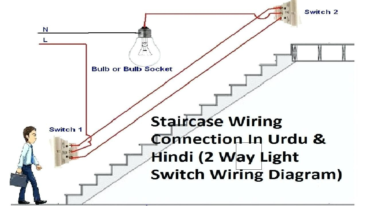 Two And Two Switches Wiring Diagram For Lights | Wiring Library - Wiring A Ceiling Fan With Two Switches Diagram