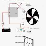 Unique Wiring Diagram For Electric Fan Standard Throughout With   Electric Fans Wiring Diagram