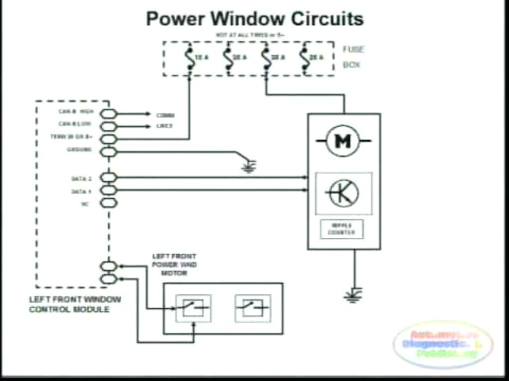 Universal Power Window Wiring Schematic | Manual E-Books - Universal Power Window Wiring Diagram