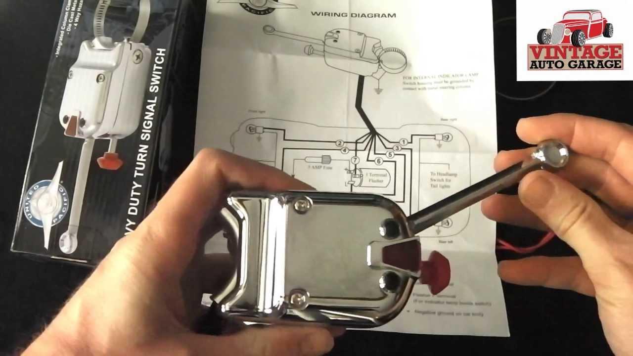 Universal Turn Signal Switch Wiring Diagram | Wiring Diagram - Universal Turn Signal Switch Wiring Diagram