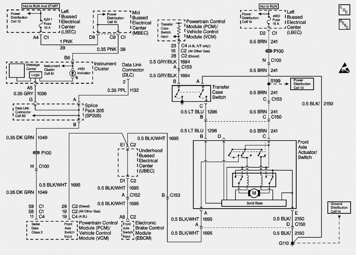 Upgrade Chevy Actuator Wiring Diagram | Wiring Diagram - Chevy 4Wd Actuator Upgrade Wiring Diagram