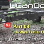 Utility Trailer 03   4 Pin Trailer Wiring And Diagram   Youtube   4 Pin Trailer Wiring Diagram