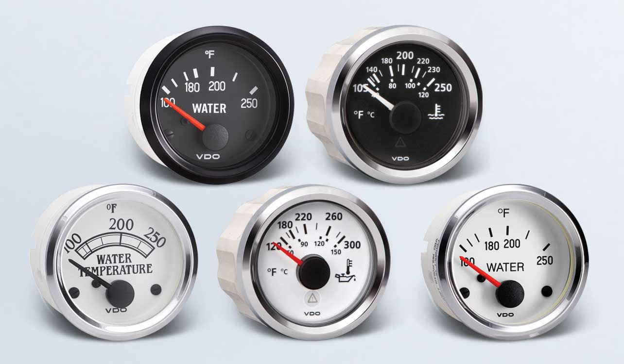 Vdo Marine Tachometer Wiring Diagram - Data Wiring Diagram Schematic - Tachometer Wiring Diagram