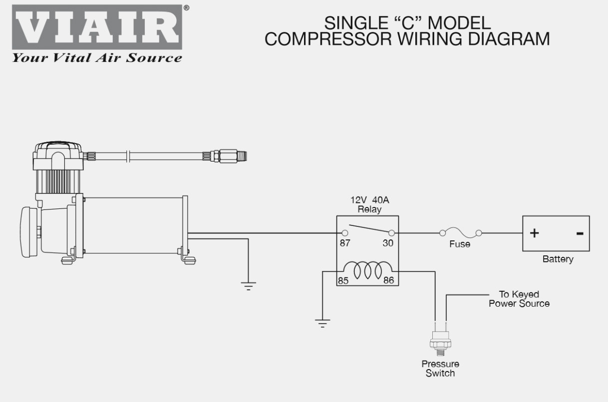 Vlair Air Horn Wiring Diagram - Wiring Diagrams Schematic