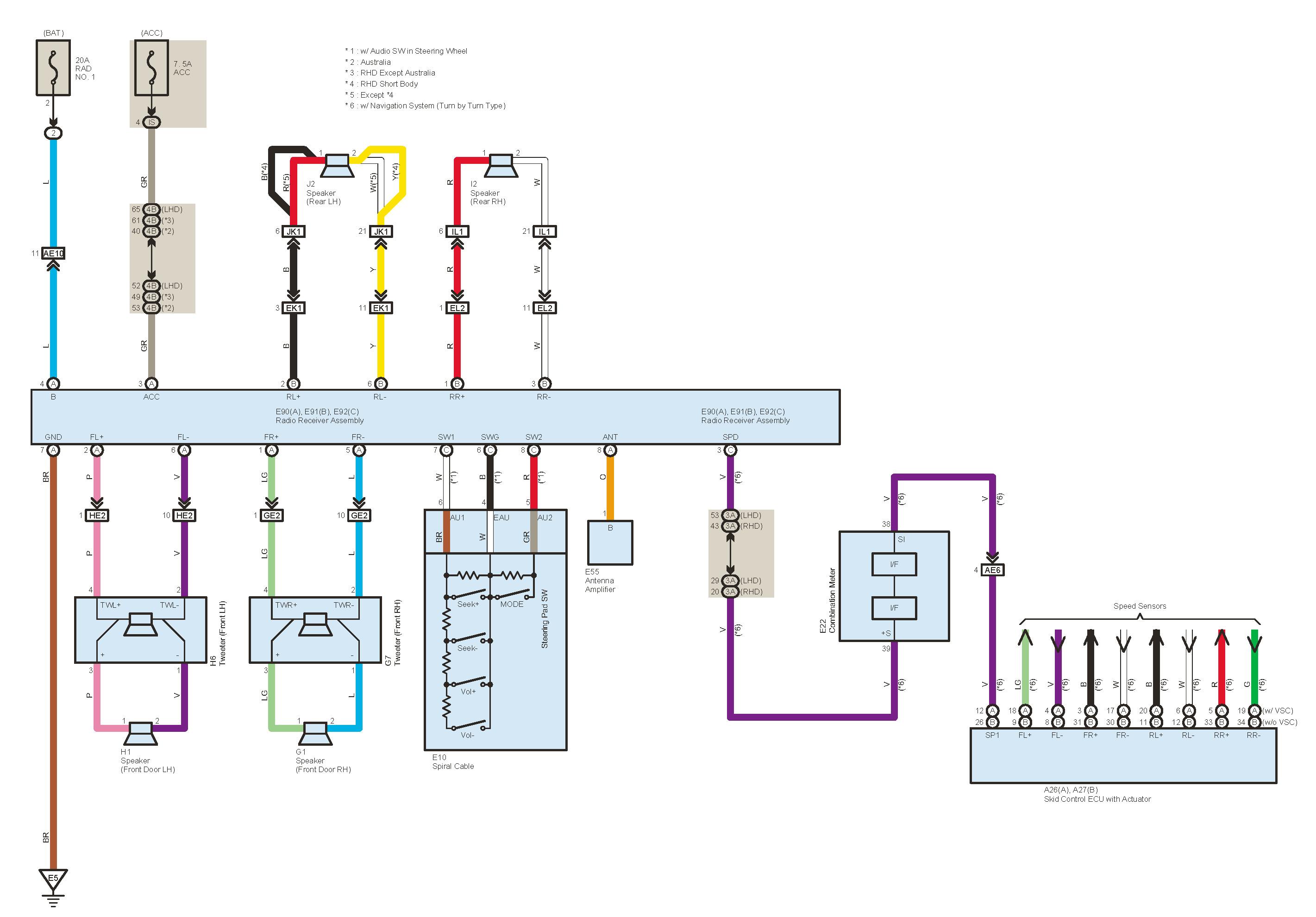 Viper 5706V Wiring Diagram 2014 Tundra | Wiring Diagram - Viper 5706V Wiring Diagram