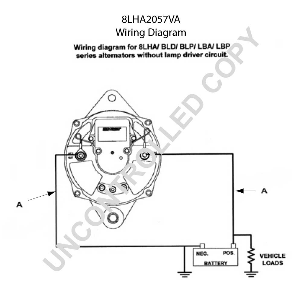 Volvo Motorola Alternator External Regulator Wiring Diagram - Today - Ford Alternator Wiring Diagram External Regulator