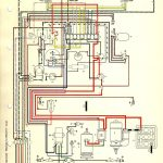 Vw Beetle Diagram   Wiring Diagrams Hubs   1973 Vw Beetle Wiring Diagram