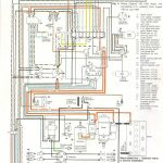 Vw Beetle Wiring   Wiring Diagrams Hubs   1973 Vw Beetle Wiring Diagram