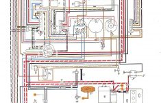 Vw Type 3 Wiring Diagrams – Model A Wiring Diagram