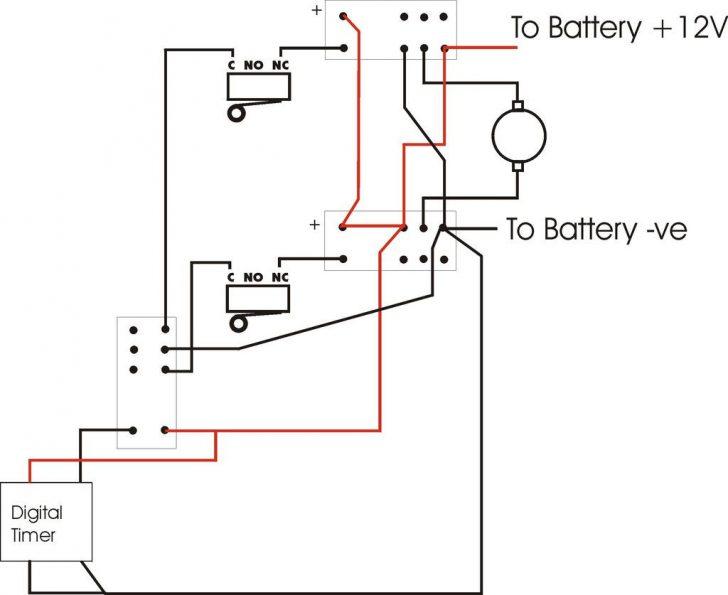 12 Volt Winch Solenoid Wiring Diagram
