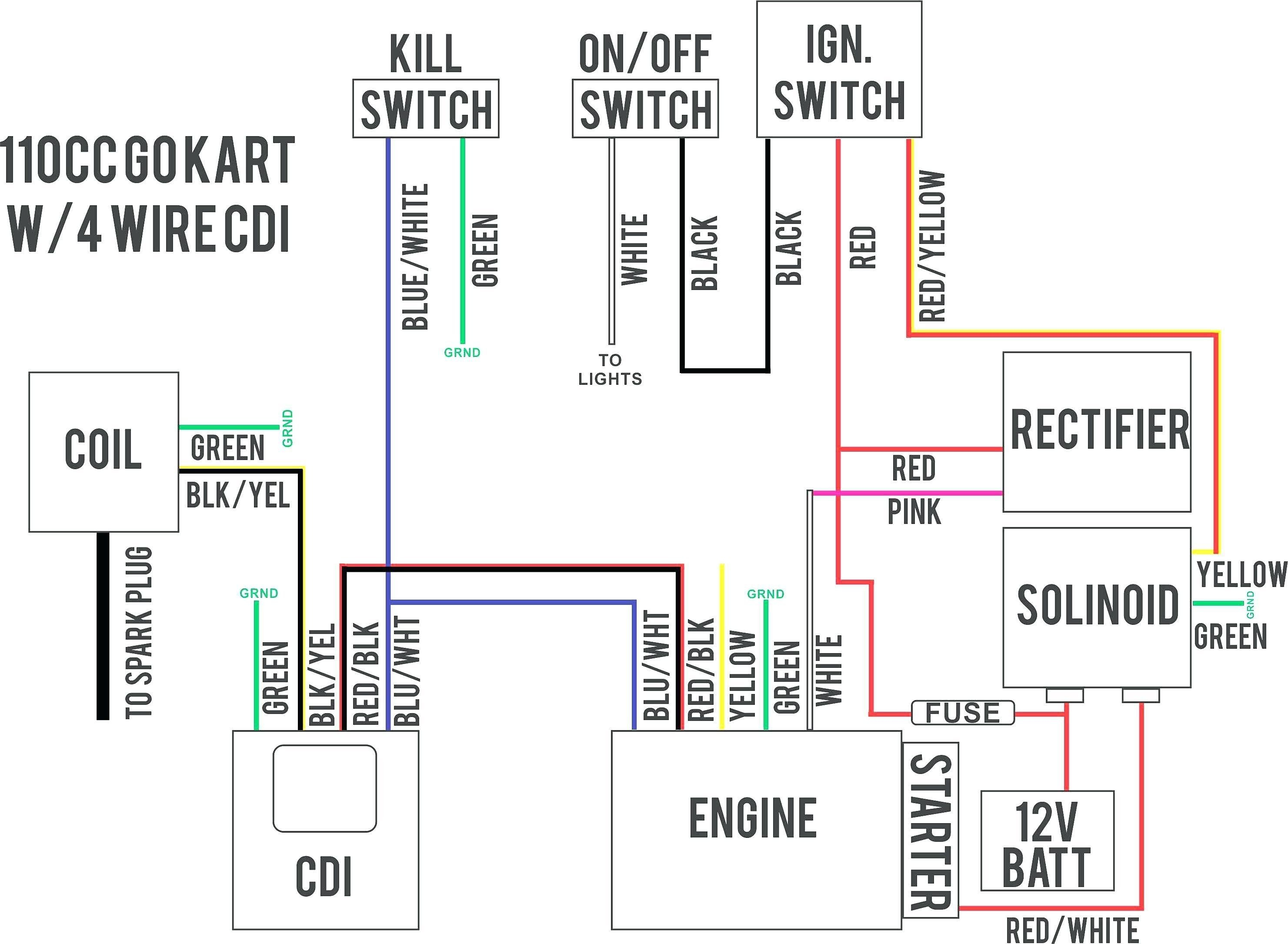 Way Diagram Wire 4 Uds566 - Wiring Diagram Data Oreo - 4 Wire Trailer Wiring Diagram