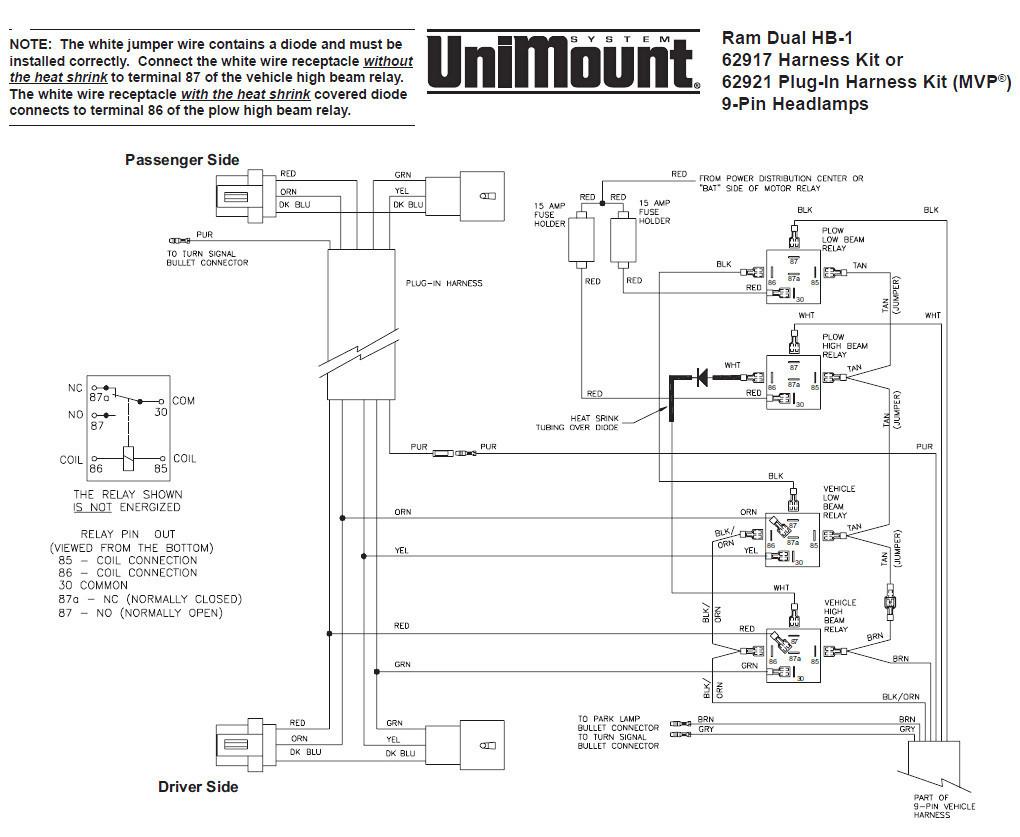 Western Plow Controller Wiring Diagram - Data Wiring Diagram Schematic - Western Plows Wiring Diagram