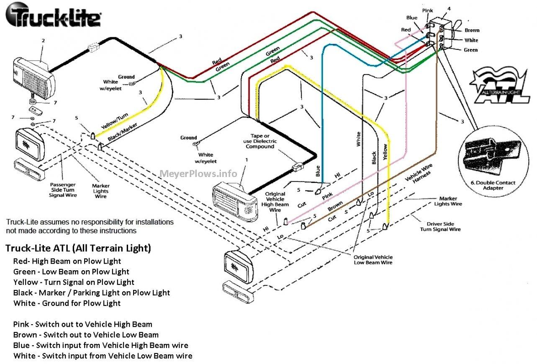 Western Plow Joystick Wiring Schematic   Wiring Diagram - Western Plow Controller Wiring Diagram