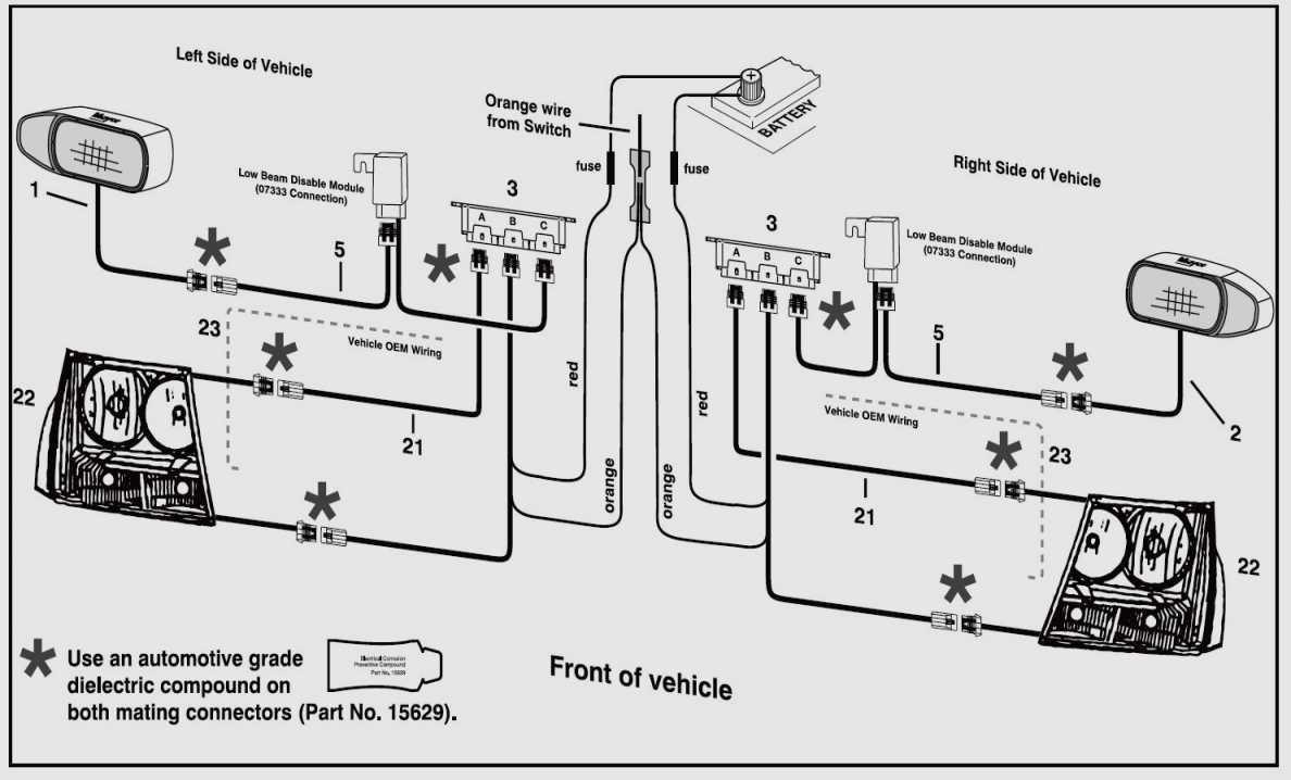 Western Snow Plow Wiring Diagram | Schematic Diagram - Western Snowplow Wiring Diagram