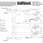 Western Unimount Plow Wiring Harness   Data Wiring Diagram Site   Western Unimount Plow Wiring Diagram