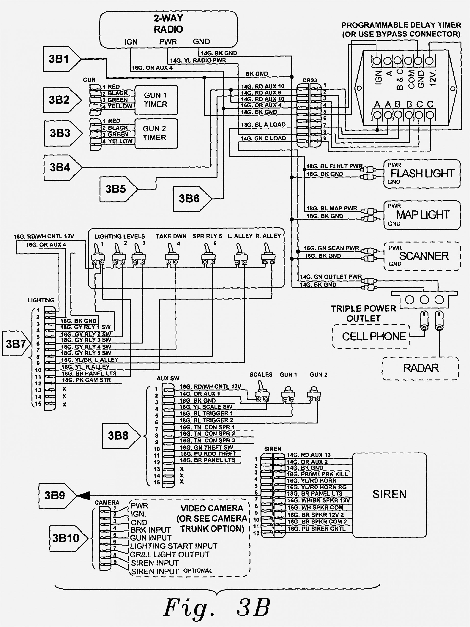 Whelen Justice Wiring Diagram - Wiring Diagrams Click - Whelen Light Bar Wiring Diagram