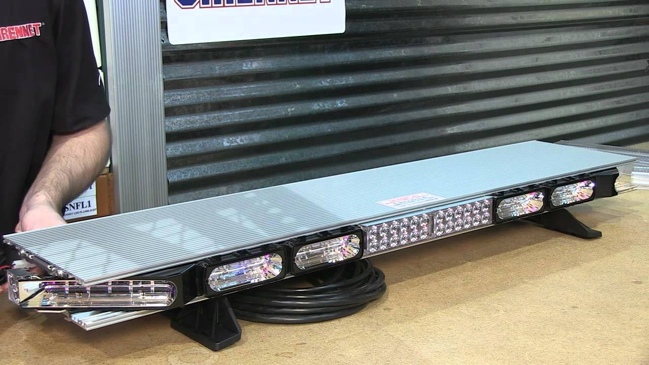 Whelen Liberty Led Lightbar - Youtube - Whelen Light Bar Wiring Diagram