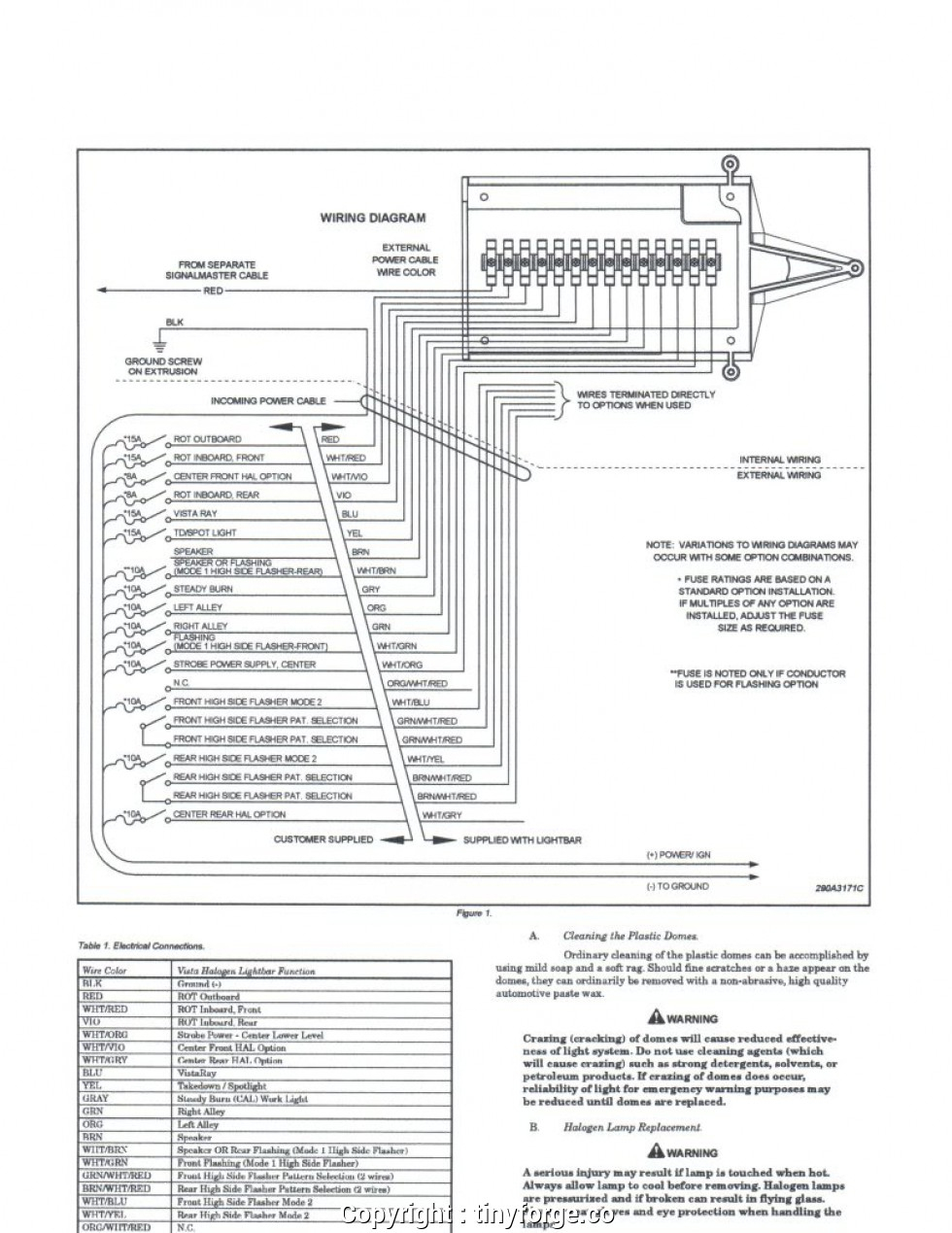 Whelen Power Supply Wiring Diagram | Wiring Library - Whelen Light Bar Wiring Diagram