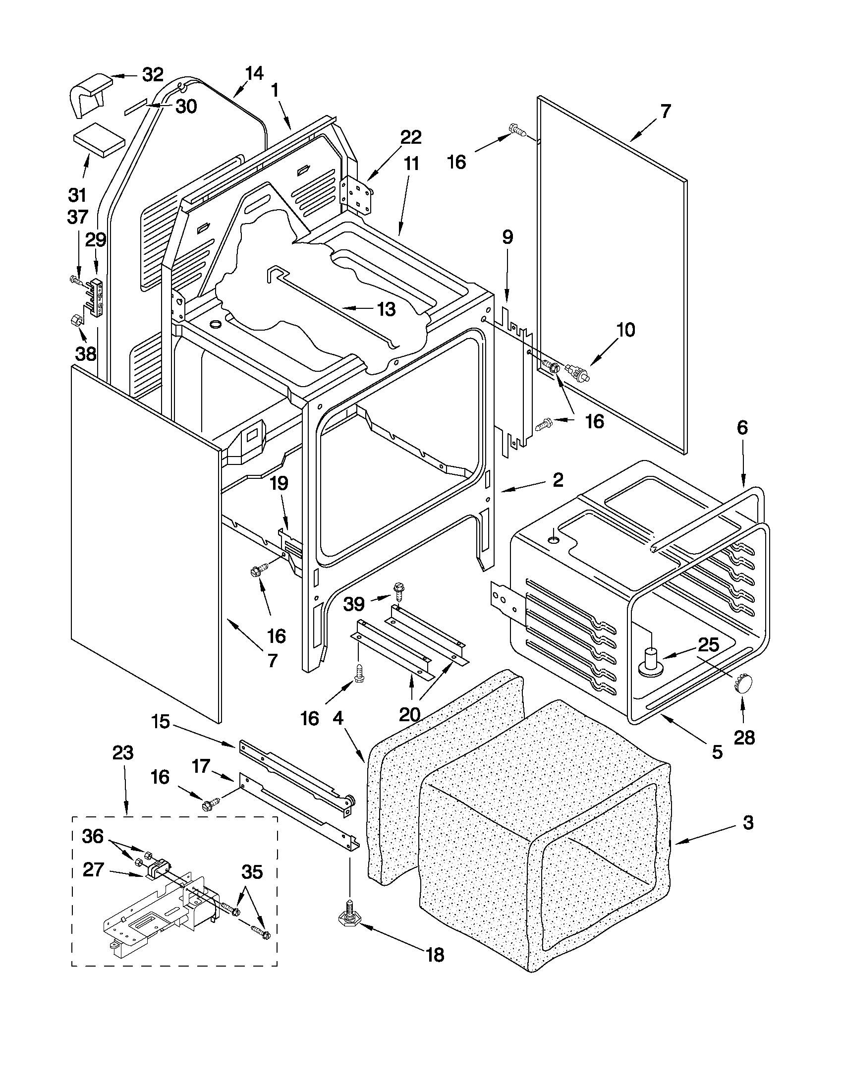 Ge Electric Dryer Wiring Diagram from annawiringdiagram.com