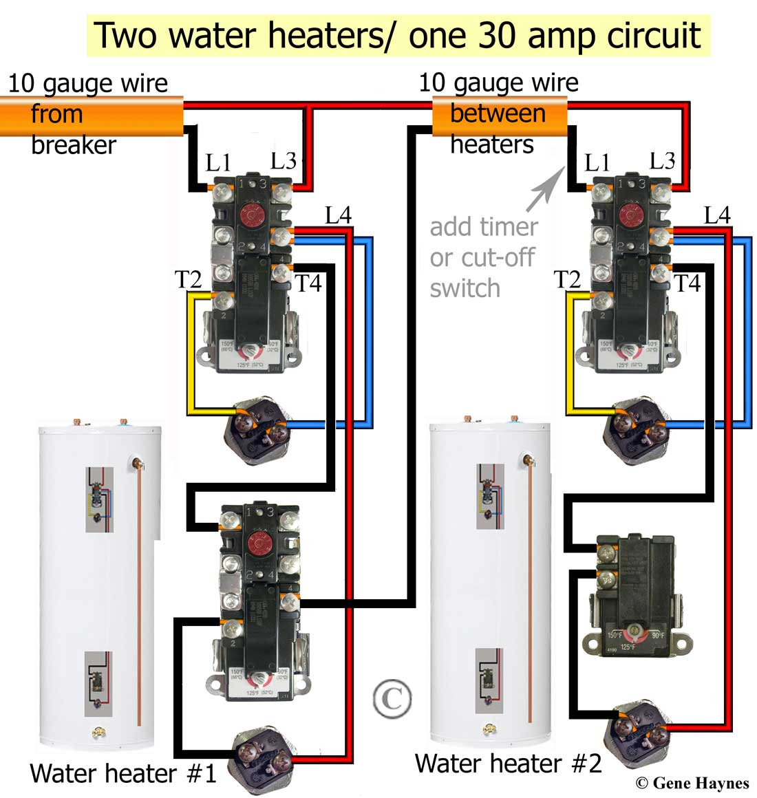 Whirlpool Water Heater Wiring - Schema Wiring Diagram - Hot Water Heater Wiring Diagram