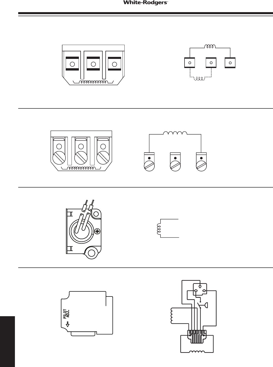 White Rodgers Gas Valve Wiring Diagram | Schematic Diagram - White Rodgers Gas Valve Wiring Diagram