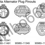 Wilbo666 / Toyota Alternators   Toyota Alternator Wiring Diagram