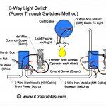 Wire A Three Way Switch | Icreatables   Three Way Switch Wiring Diagram