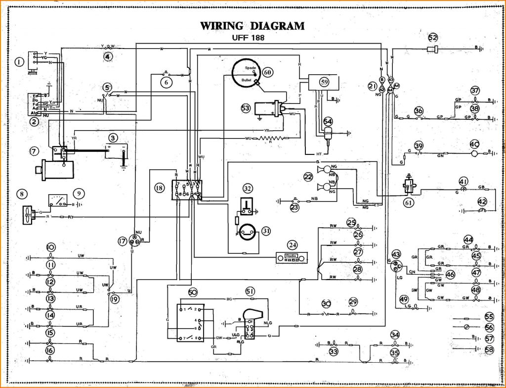 Wire Diagrams