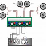 Wiring 3 Speakers To A 2 Channel Amp Diagram | Wiring Diagram   6 Speakers 4 Channel Amp Wiring Diagram