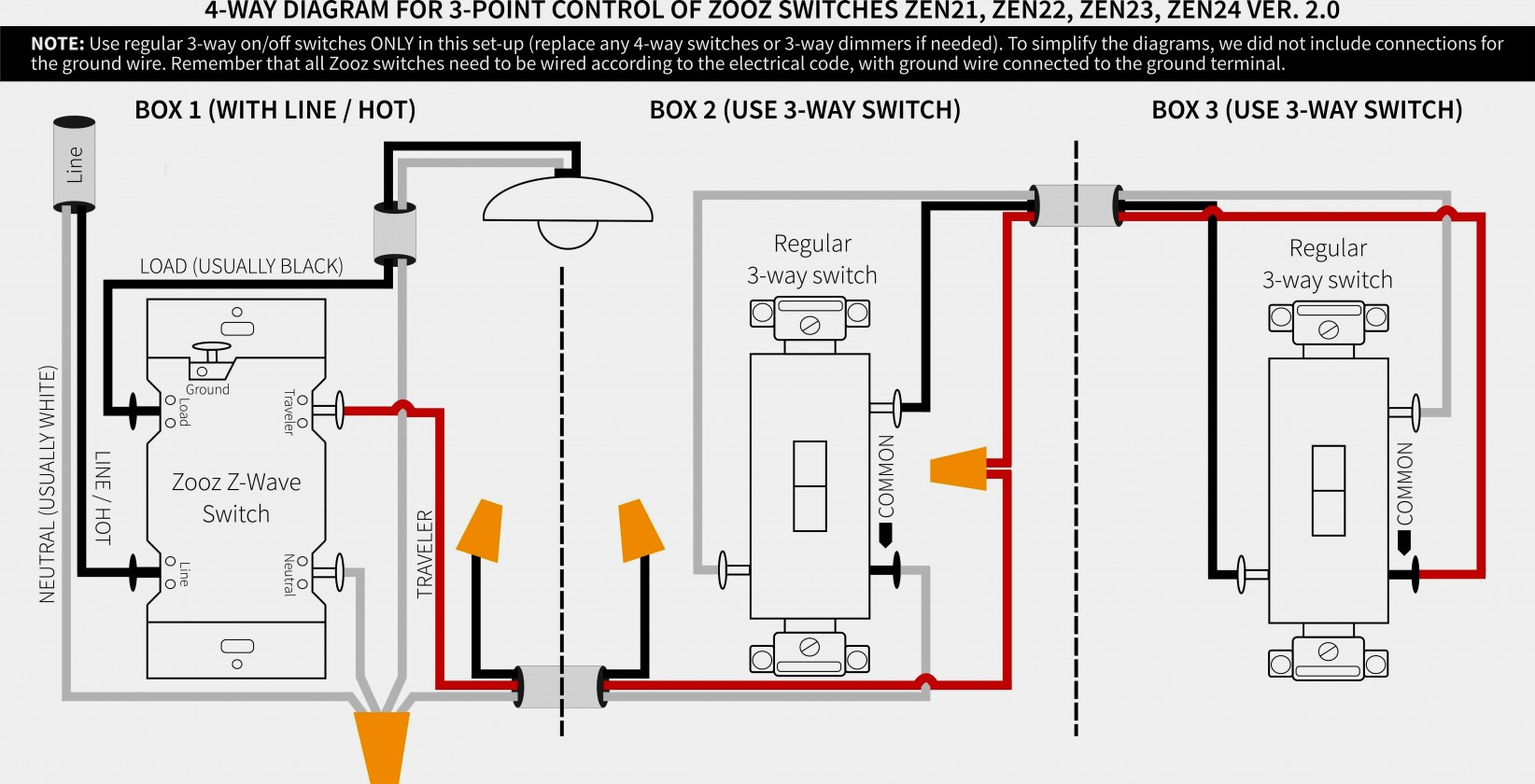 Wiring A 277 Volt 3 Way Switch - Wiring Diagram Blog - 3 Way Dimmer Switch Wiring Diagram