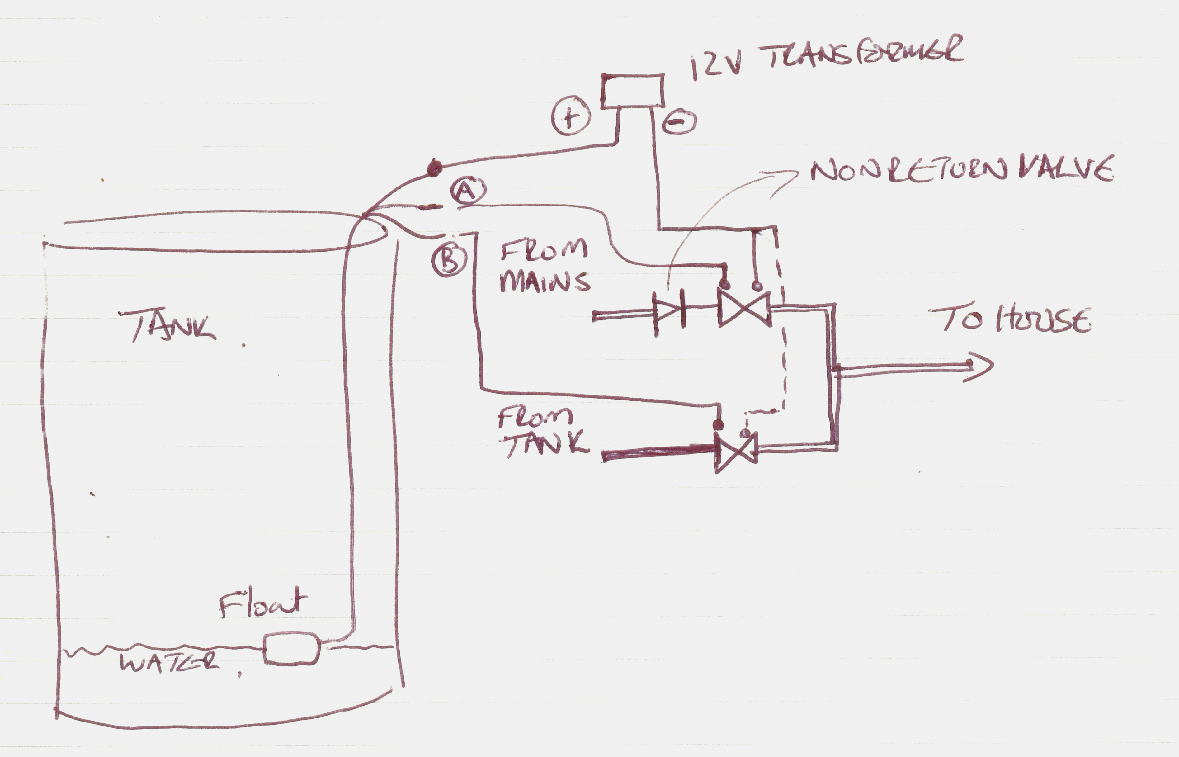 Wiring A Bilge Pump And Float Switch Diagram Free Download | Best - Bilge Pump Float Switch Wiring Diagram