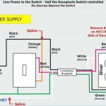 Wiring A Duplex Receptacle | Wiring Library   Wiring A Switched Outlet Wiring Diagram – Power To Receptacle