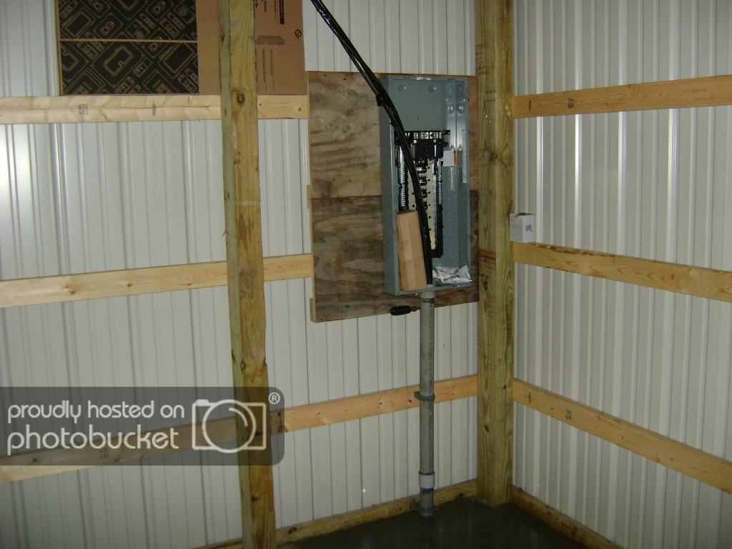 Wiring A Metal Barn | Wiring Diagram - Pole Barn Wiring Diagram