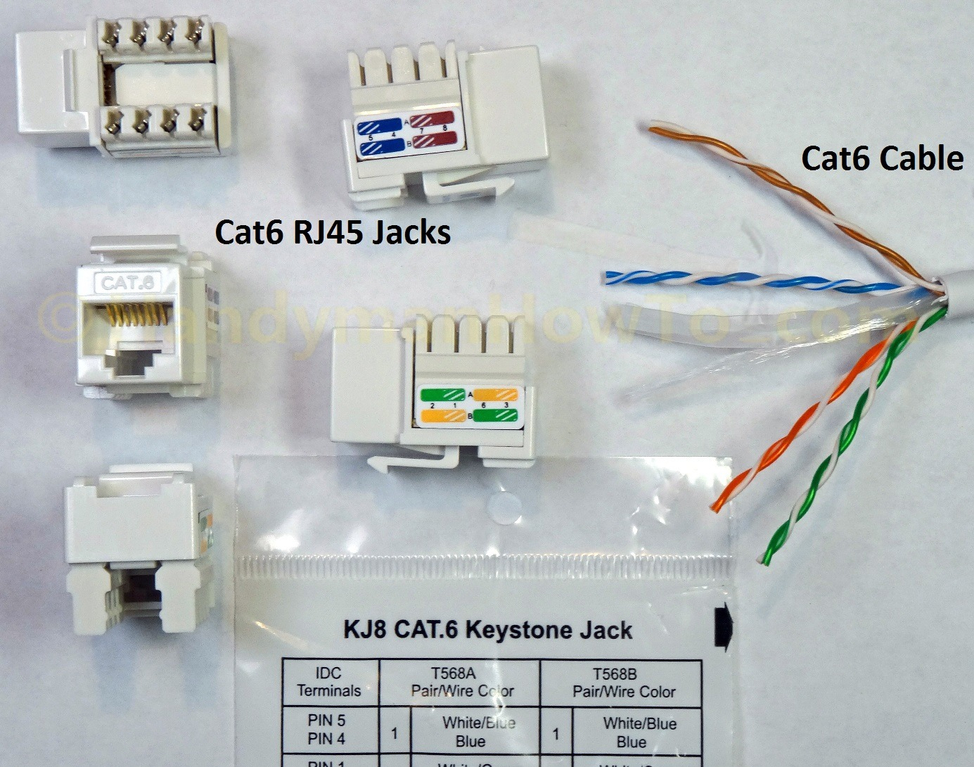 Wiring Cat6 Wall Plate - Creative Wiring Diagram Templates • - Cat 6 Wiring Diagram For Wall Plates