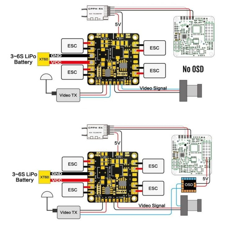 Cc3D Wiring Diagram