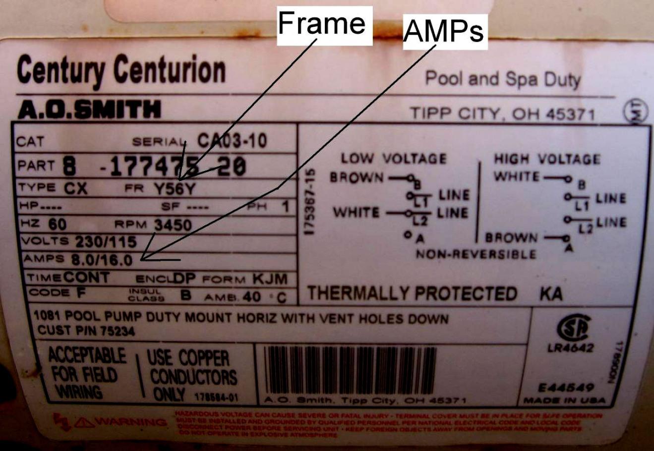 Wiring Diagram 115230 Motor Ao Smith - All Wiring Diagram Data - A.o.smith Motors Wiring Diagram
