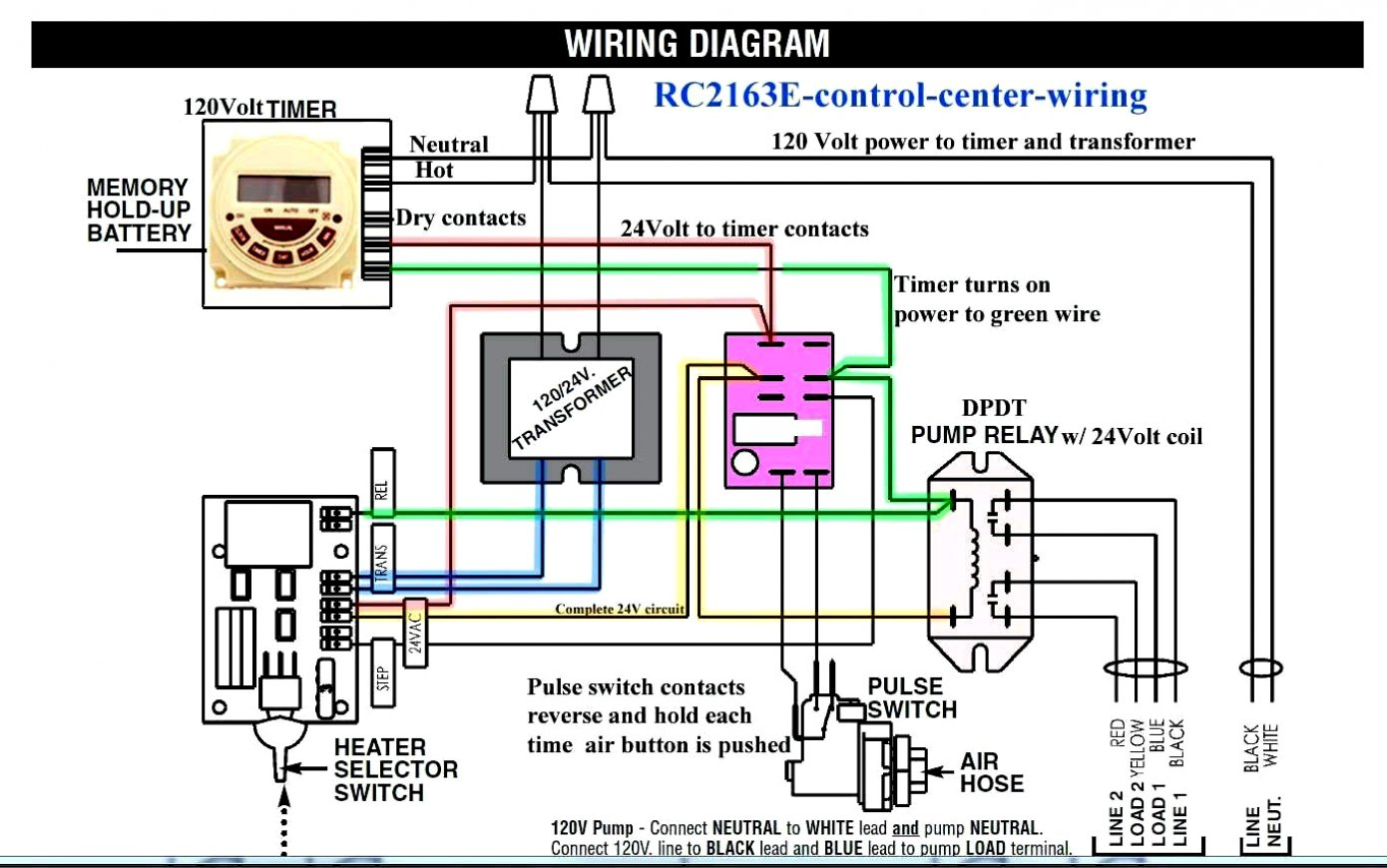 Wiring Diagram For 120V Pool Lights - Wiring Diagram Essig - Pool Light Transformer Wiring Diagram