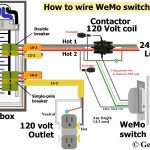 Wiring Diagram For 220 2 Pole Switch   Wiring Diagram Data Oreo   Wiring A Light Switch Diagram