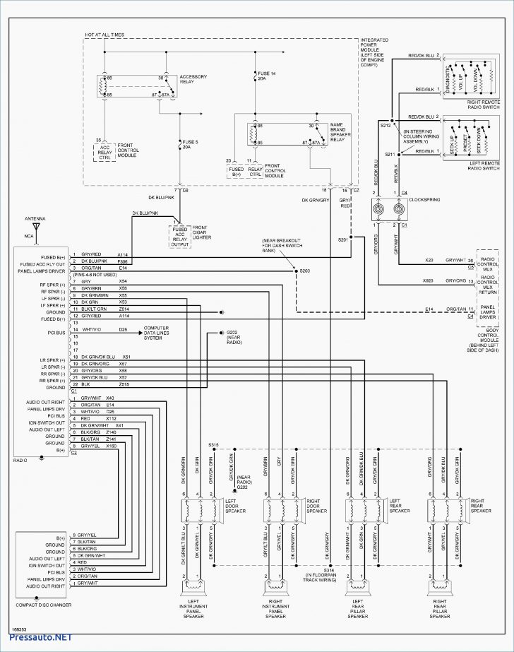 Dodge Ram 1500 Wiring Diagram Free
