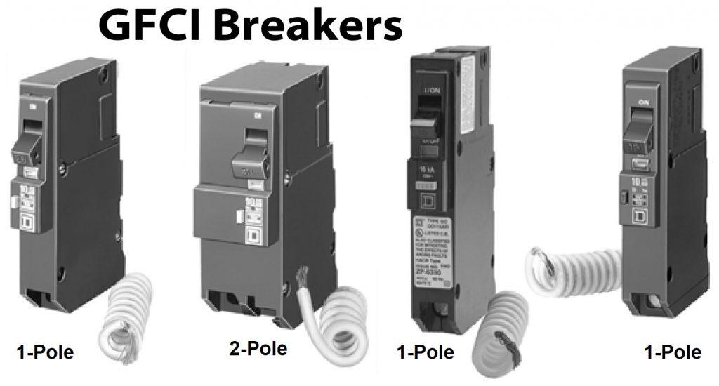 Wiring Diagram For A Gfci Breaker
