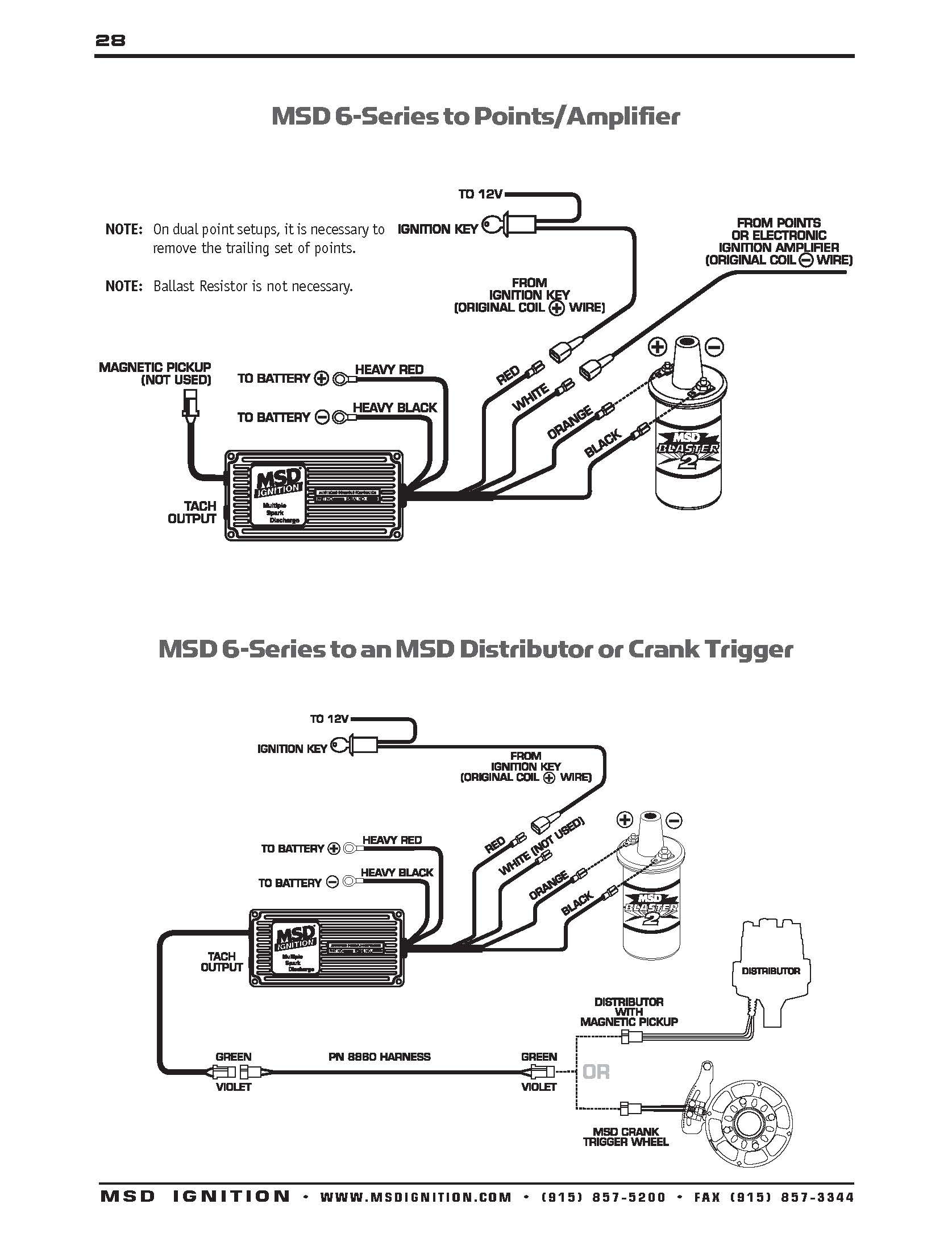 Wiring Diagram For And Accel Distributor Mallory Ignition Throughout - Mallory Ignition Wiring Diagram