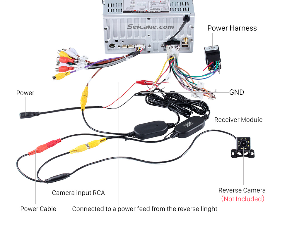 Wiring Diagram For Backup Camera - Wiring Diagram Data - Gm Backup Camera Wiring Diagram