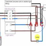 Wiring Diagram For Broan Exhaust Fan Light   Wiring Diagram   Wiring A Bathroom Fan And Light Diagram