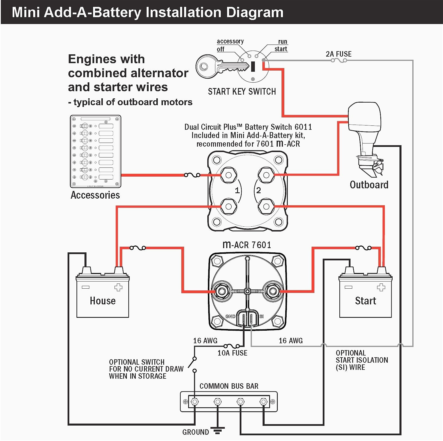 Wiring Diagram For Dual Rv Batteries - All Wiring Diagram Data - Dual Rv Battery Wiring Diagram