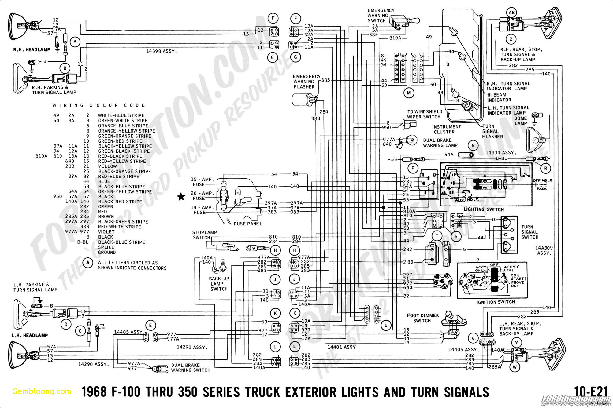 Wiring Diagram For Ford Pickup - Wiring Diagrams Hubs - Ford 8N Wiring Diagram