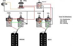 Fender Telecaster Wiring Diagram